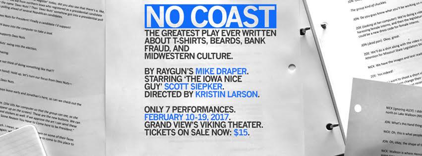 No Coast Banner